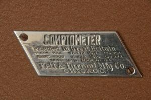 Felt and Tarrant Model J Comptometer